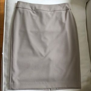 Calvin Klein Invisible Fit Solutions Pencil Skirt